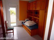 Квартира в Бланесе на первой линии моря с видом на море