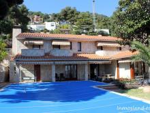 Дом в урбанизации Cala Francesc (Бланес) от 2200 евро/неделя